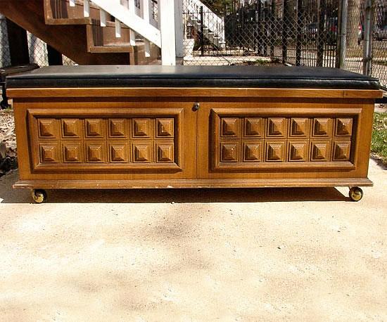 Restauración de muebles para el recibidor 2