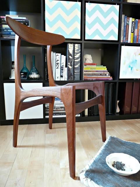 Retapizar sillas de estilo retro 1