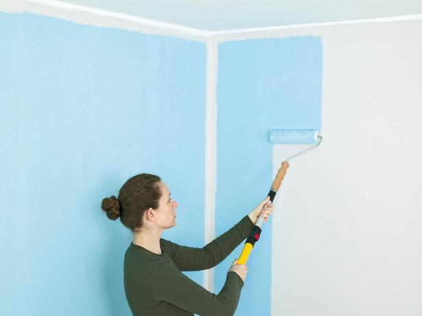 Tips para pintar tu hogar parte 1 gu a de manualidades - Como barnizar con brocha ...