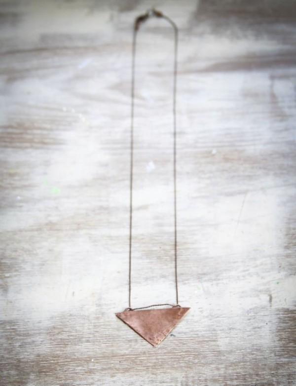 Collar de cobre recuperado 4