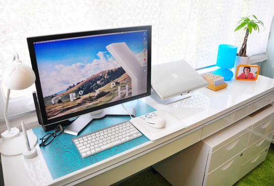 Pad de escritorio 4