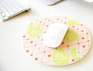 imagen ¿Y si le hacemos a mamá una alfombrilla para el ratón?