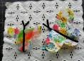 imagen Mariposas de papel paso a paso