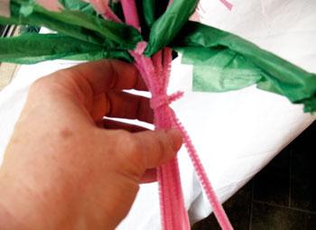 Flores de papel 6