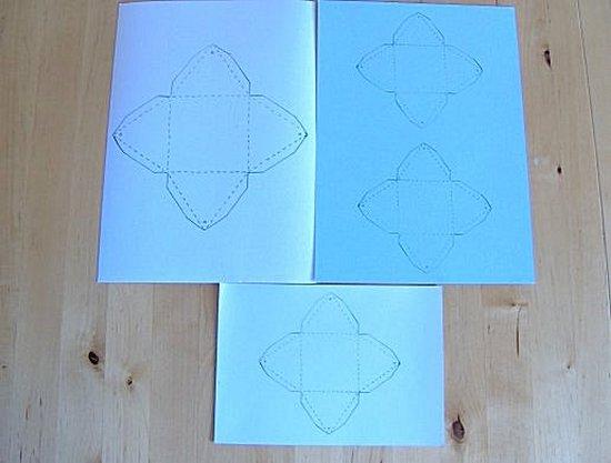 Cajas pirámides 2