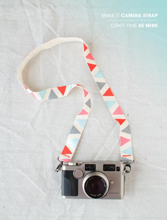 Correa para cámara fotográfica 1