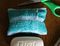 imagen Funda exfoliante para la pastilla de jabón