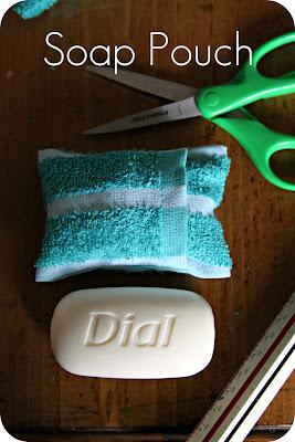Funda exfoliante para el jabón 1