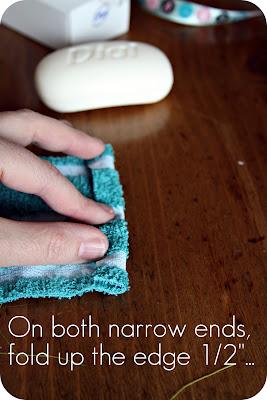 Funda exfoliante para el jabón 3