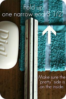 Funda exfoliante para el jabón 4