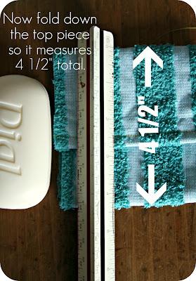 Funda exfoliante para el jabón 5