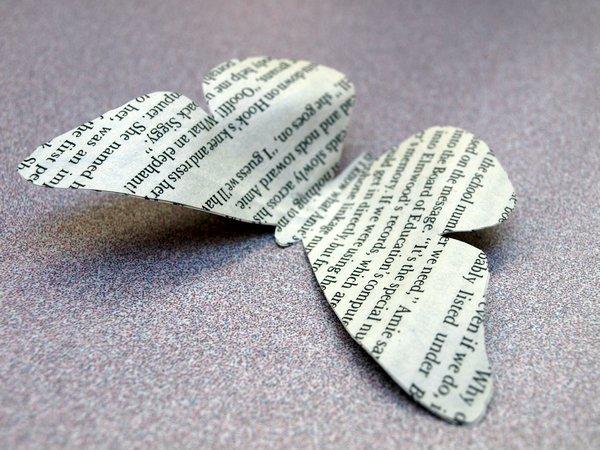 Mariposa de papel 10