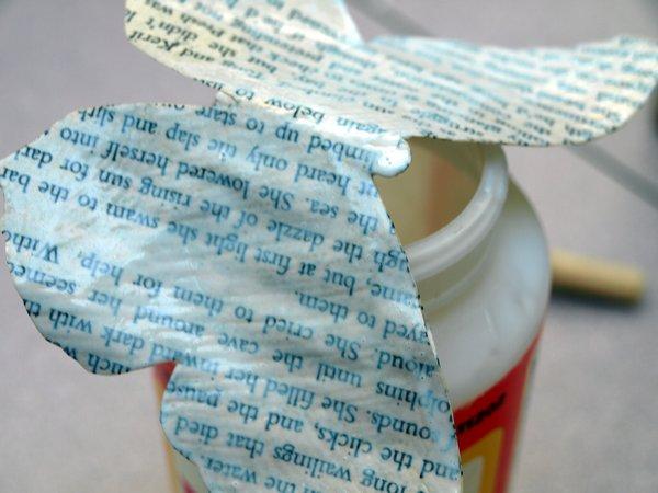 Mariposa de papel 11