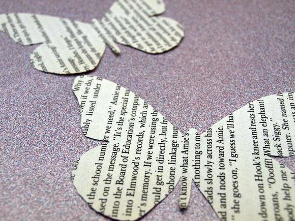 Mariposa de papel 6