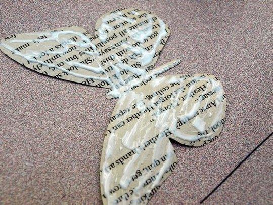 Mariposa de papel 8