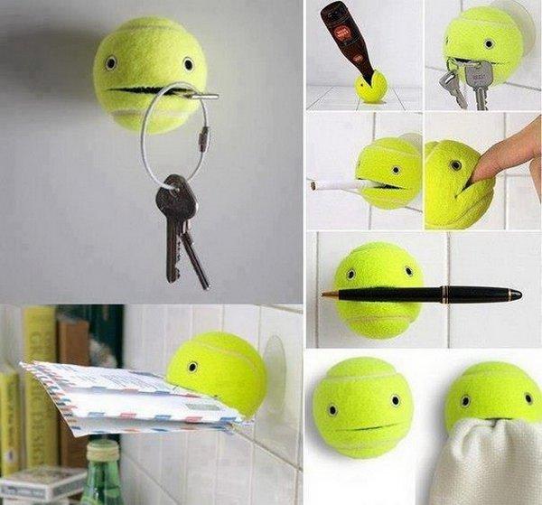 Ideas con pelotas de tenis