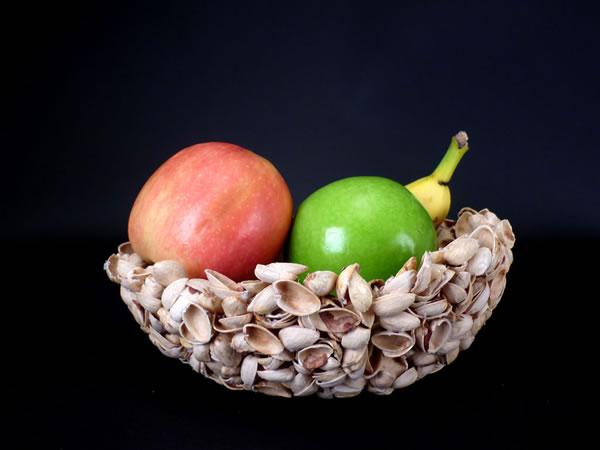 Bowl con cascaras de pistachos 3