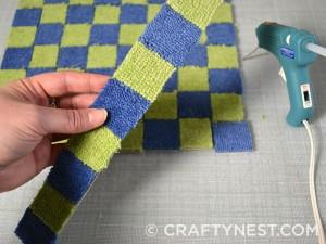 Juego de damas de alfombras 3