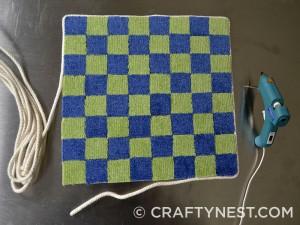 Juego de damas de alfombras 6