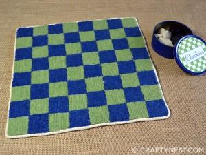 Juego de damas de alfombras 9