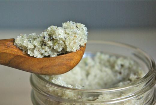 Sal como exfoliante 2