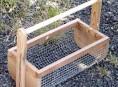 imagen Una cesta para recolectar los frutos del huerto
