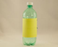 Luciérnaga con materiales reciclados 5