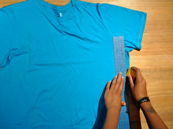 Camiseta transformada 2