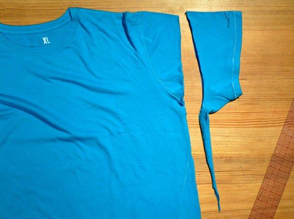 Camiseta transformada 3