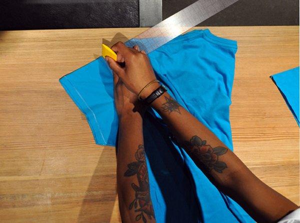 Camiseta transformada 4