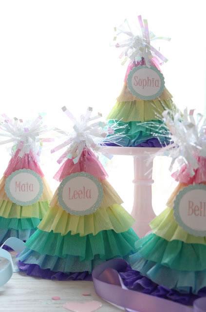 Sombreros a colores para fiestas 1