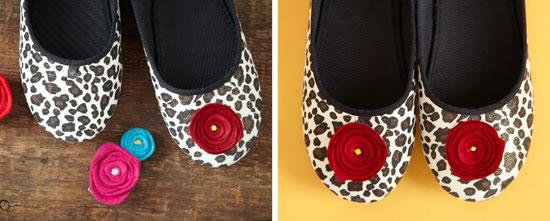 Tres ideas para renovar calzado 4