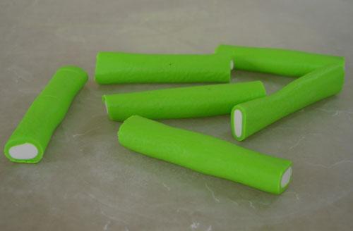 Bolígrafos decorados con arcilla polimérica 6