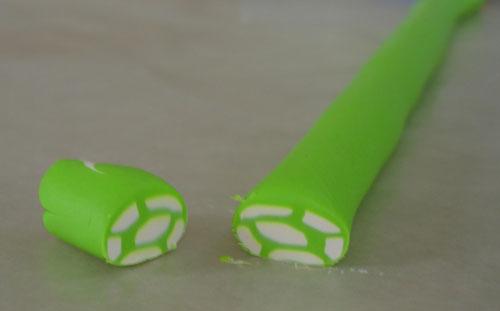 Bolígrafos decorados con arcilla polimérica 9
