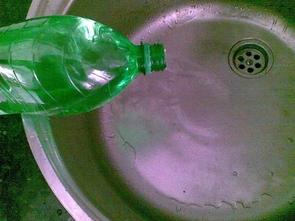 Monedero con botellas plásticas 2