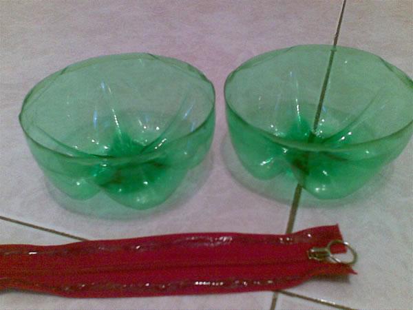 Monedero con botellas plásticas 5