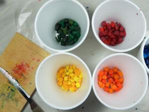 Crayones reciclados 3