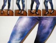 imagen Leggins galácticos paso a paso