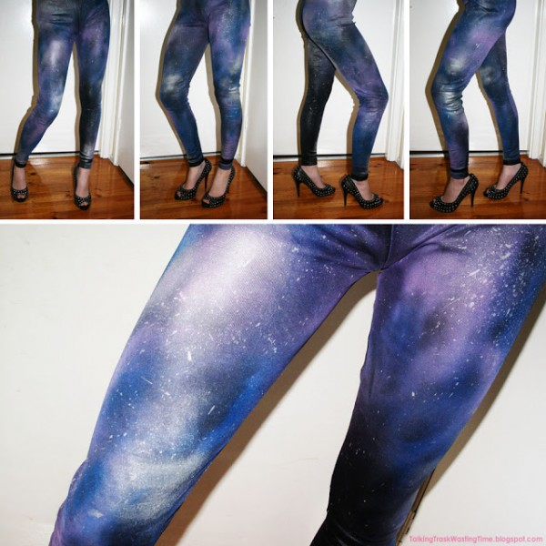 Leggins galácticos 1