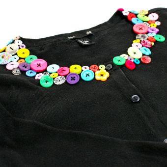 Renueva tu abrigo con botones 1