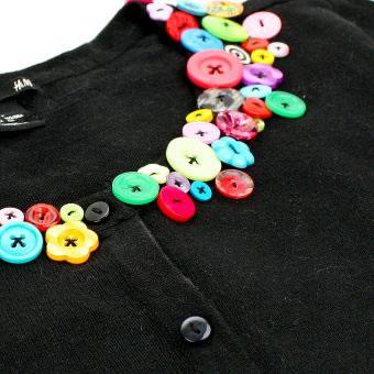 Renueva tu abrigo con botones 2