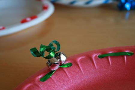 Platos desechables decorados 5