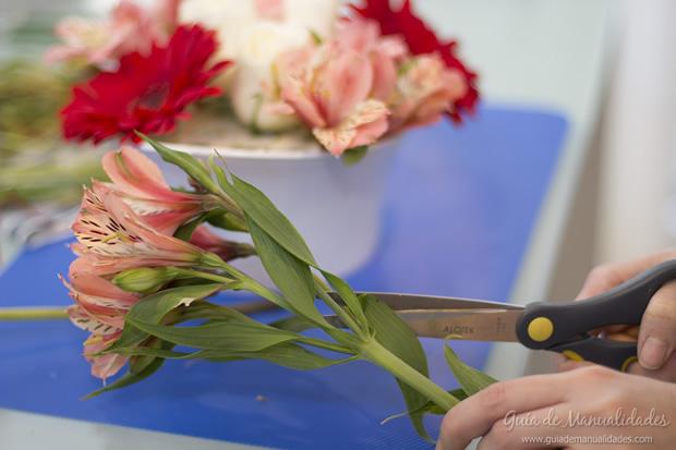 Arreglo de flores 9