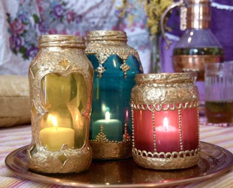Linternas de estilo marroquí 5