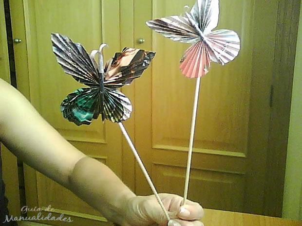 Mariposas de papel 22