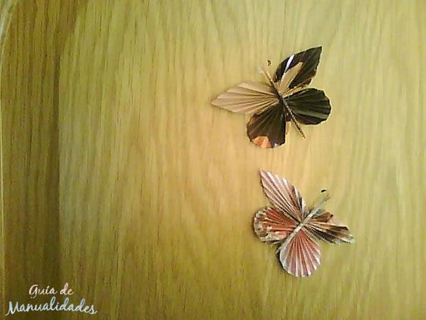 Mariposas de papel 23