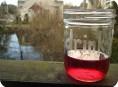 imagen Grabar un tarro de cristal al ácido