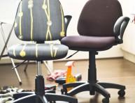 imagen Renovar la silla del escritorio