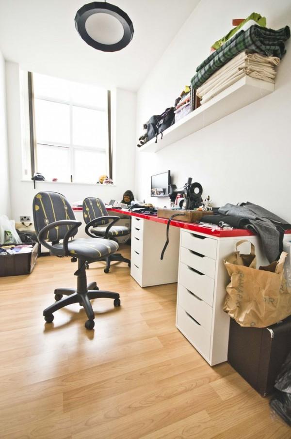 Retapizar una silla de escritorio 7