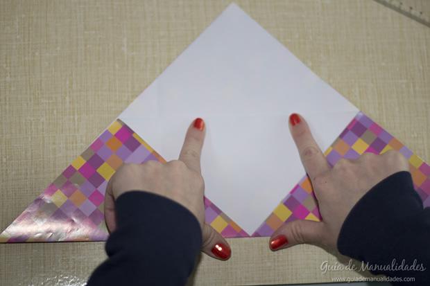 Sobre de origami 10
